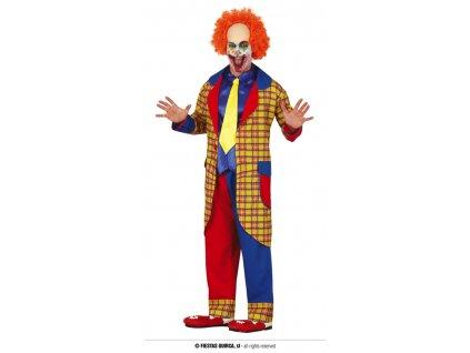 Kostým klauna pro dospělé