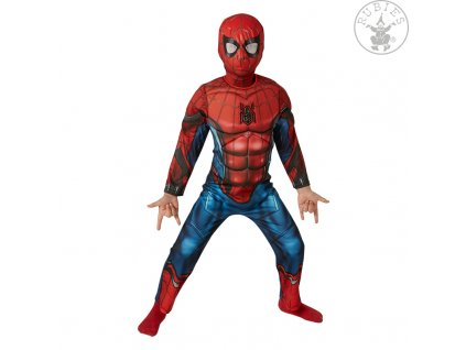 Spider-Man Homecoming Deluxe - Child - kostým D