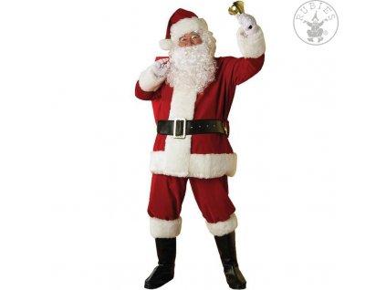Deluxe Nikolaus-Set -kostým Santa  Santa Claus deluxe