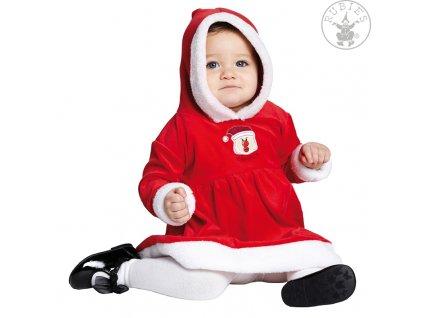 Dětský kostým Miss Santa D