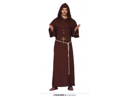 Mnich hnědý - pánský kostým