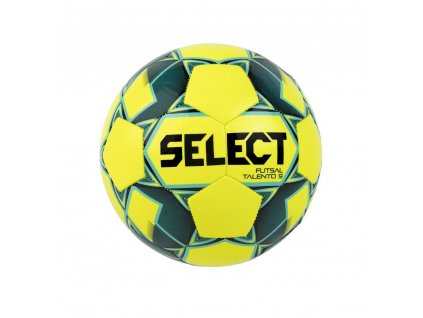 Select FB Futsal Talento 9 žluto zelená,