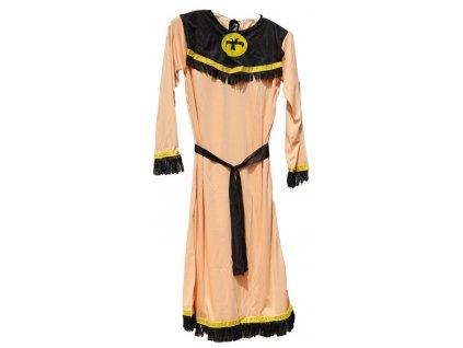 Indiánské šaty  dámský karnevalový kostým