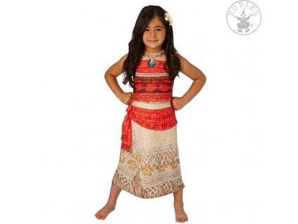 Vaiana Deluxe Child - licenční kostým