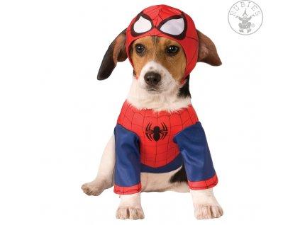 Spiderman - kostým pro pejsky X