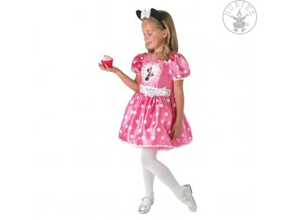 Minnie Mouse Pink Cupcake - Child x
