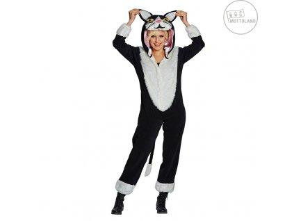 Kostým kočka D