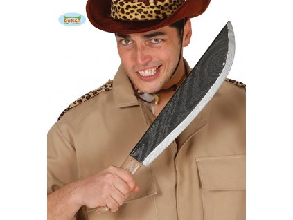 Mačeta broušená  Halloween