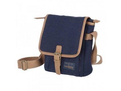 Travelite Hempline Crossover Bag A5 Navy