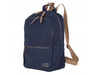 Travelite Hempline Big backpack Navy