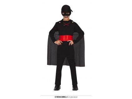 Zorro kostým dětský
