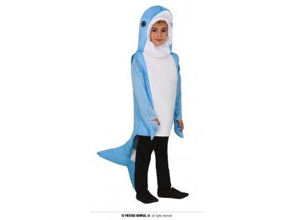 Delfín - dětský kostým