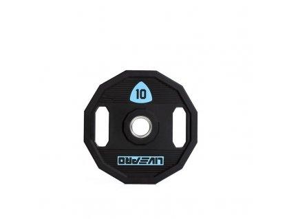 Kotouč činky LivePro Urethane LP8023 50 mm