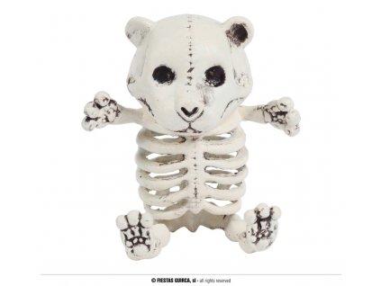 Kostra medvítka 18 cm