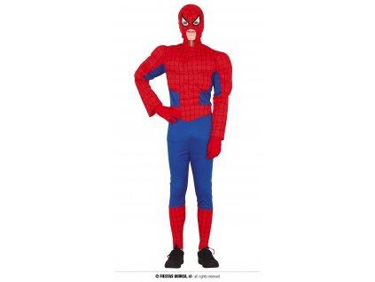 Kostým superhrdiny - pavoučí muž