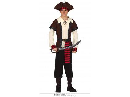 Pirát sedmi moří chlapecký kostým