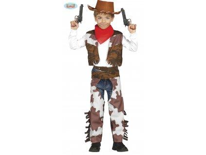 Kovboj - kovbojka dětský kostým