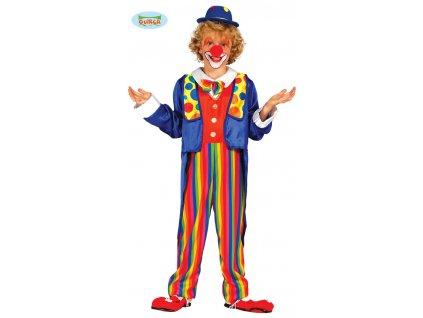 Klaunský kostým dětský
