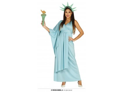 Socha svobody dámský kostým