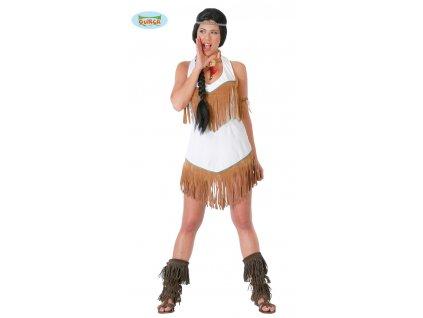 Indiánka - kostým X VADA
