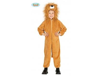 LION - lev 3-4 roky VADA