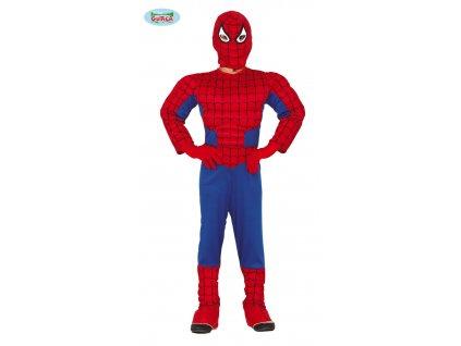 Pavoučí muž  se svaly VADA