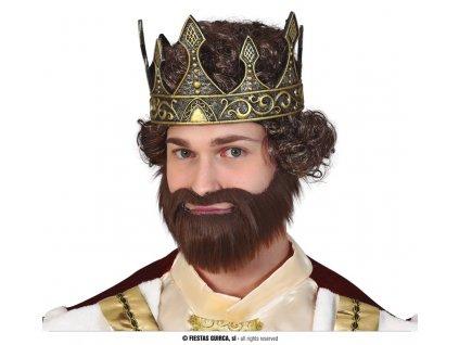 Královská koruna latexová