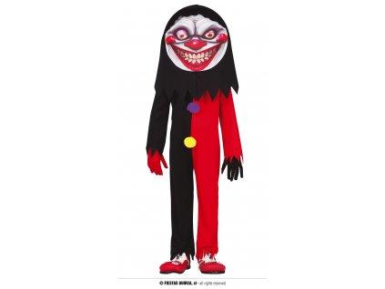 Zlý klaun dětský kostým