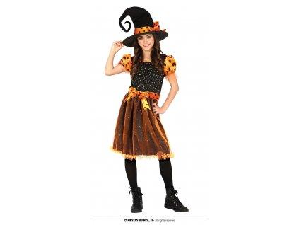 Oranžová čarodějnice