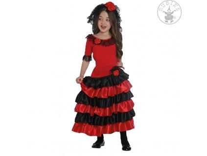 Španělka - dětský kostým D