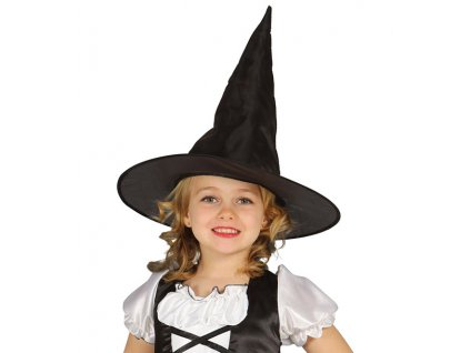 Dětský čarodějnický klobouk