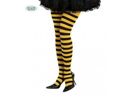 Punčocháče včelka žluto-černé