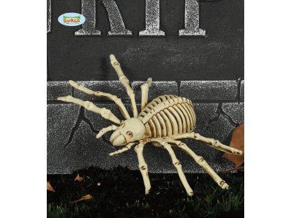 Kostra pavouka 24 cm  Halloween