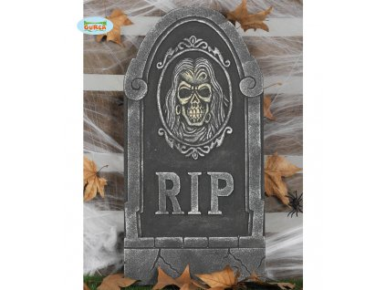 Náhrobní kámen  RIP x  dekorace Halloween