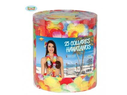 Havajské věnce 25 ks