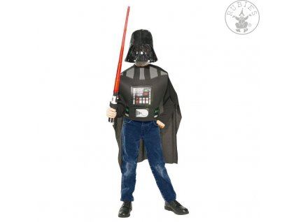 Darth Vader blister dětský (6 - 10 roků) - licenční kostým