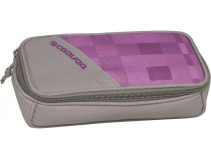 Ceevee Horizon Unibox Lilac/grey  praktický penál