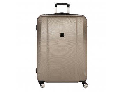 Titan Xenon L Champagne  skořepinový cestovní kufr