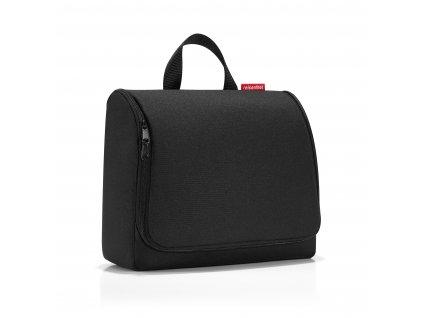 Reisenthel ToiletBag XL Black  + textilní rouška ke každé objednávce zdarma
