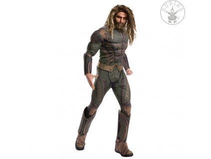 Aquaman Justice League Deluxe - Adult  pánský karnevalový kostým