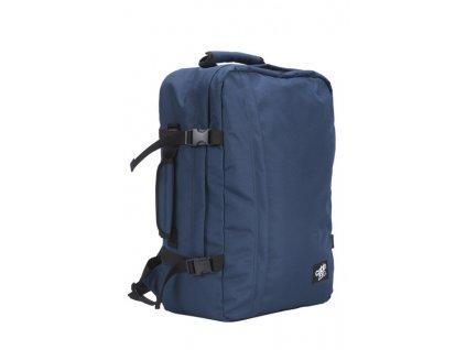CabinZero Classic Ultra-light Navy  batoh do letadla + visačka na zavazadlo dle vlastního výběru