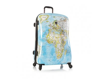 Heys Journey 2G L  skořepinový cestovní kufr na čtyřech kolečkách