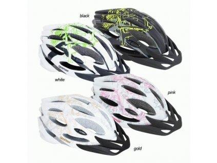 STYLE helma na kolečkové brusle,kolo  ochranná přilba na kolo, brusle