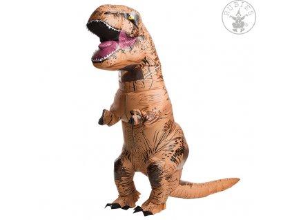 """T-Rex - Adult - nafukovací """"kostým""""  pánský karnevalový kostým"""