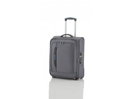 Travelite CrossLITE 2w S Anthracite  + textilní rouška ke každé objednávce zdarma