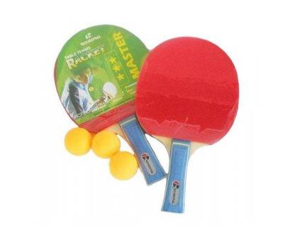 Pálka na stolní tenis set RICHMORAL***