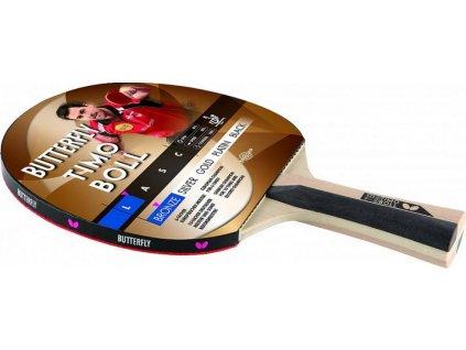 Pálka na stolní tenis BUTTERFLY TIMO BOLL BRONZE 17