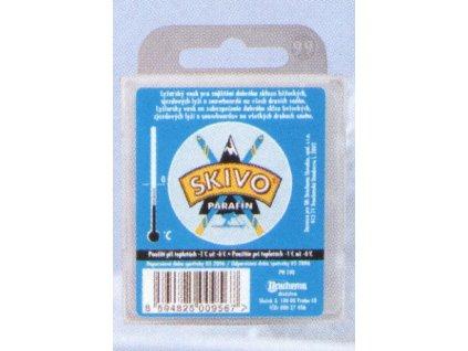 Lyžařský vosk SKIVO PA modrý
