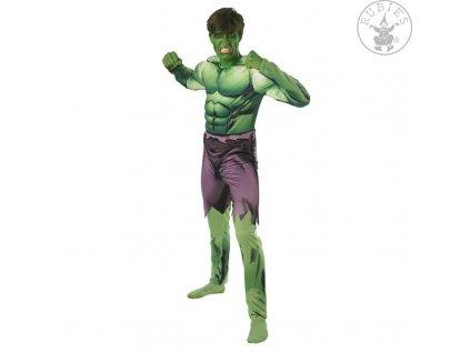 Hulk Avengers Assemble Muscle Chest - Adult  pánský karnevalový kostým