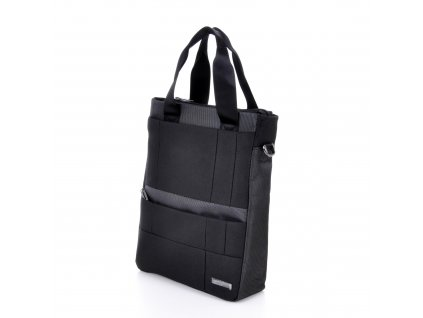 Ciak Roncato B-Class Vertical Bag with tablet holder Black